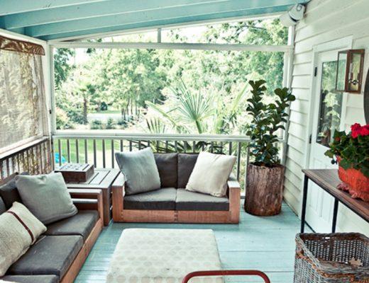 Tips voor het inrichten van een veranda