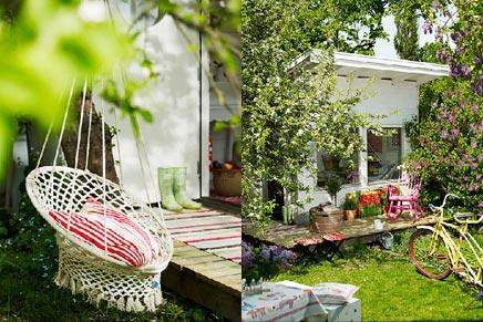 Tijd voor wat inspiratie voor tuin ideeën...  Inrichting-huis.com