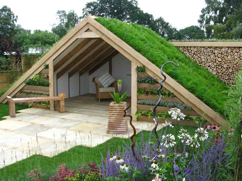 tuintrends 2020 milieuvriendelijke tuin sedemdak