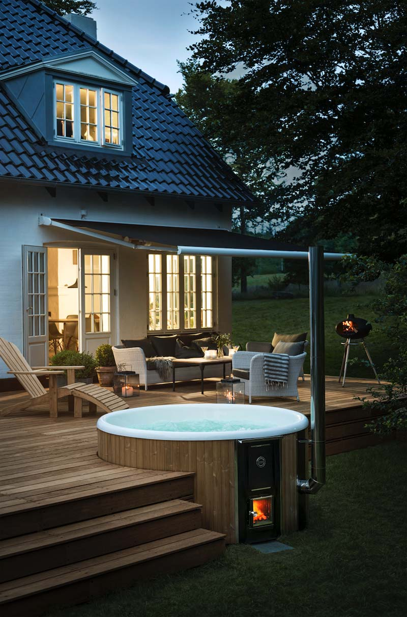 tuintrends 2020 ontspanning jacuzzi