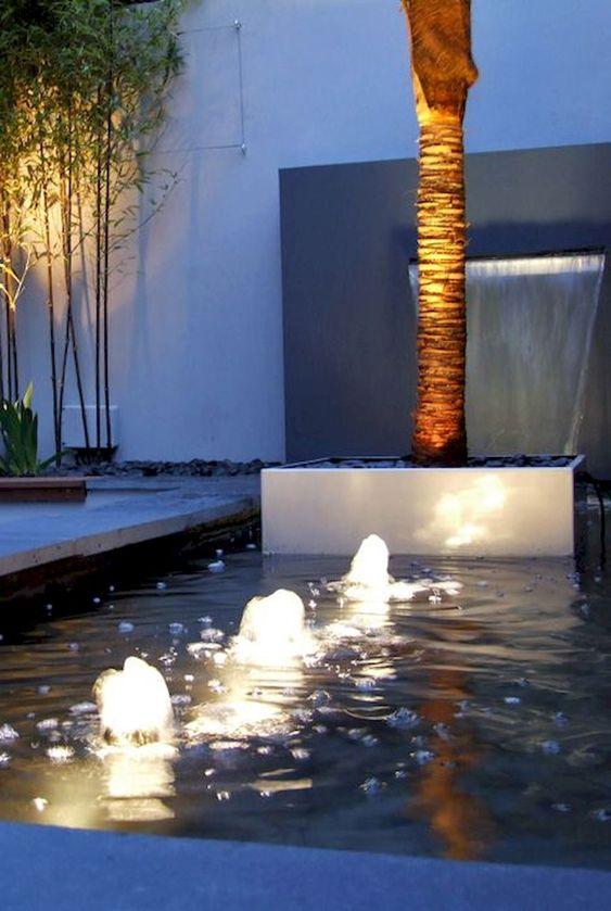 tuinverlichting inspiratie vijververlichting