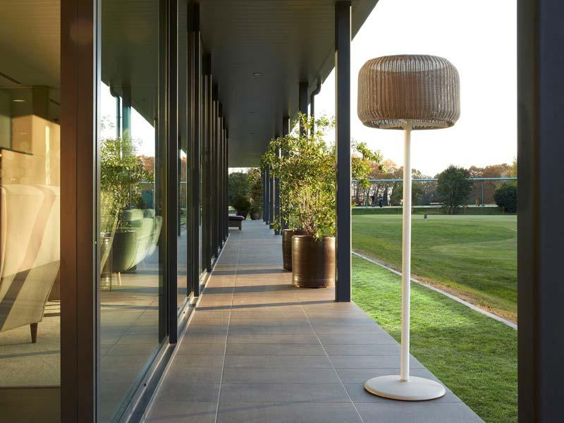 tuinverlichting inspiratie vloerlamp