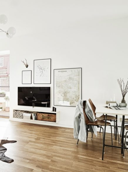 10x TV aan de muur  Inrichting-huis.com