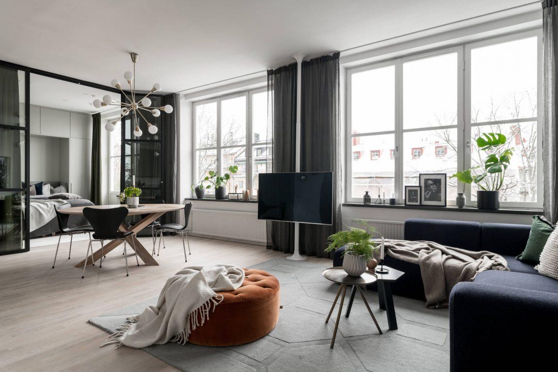 TV aan een paal | Inrichting-huis.com