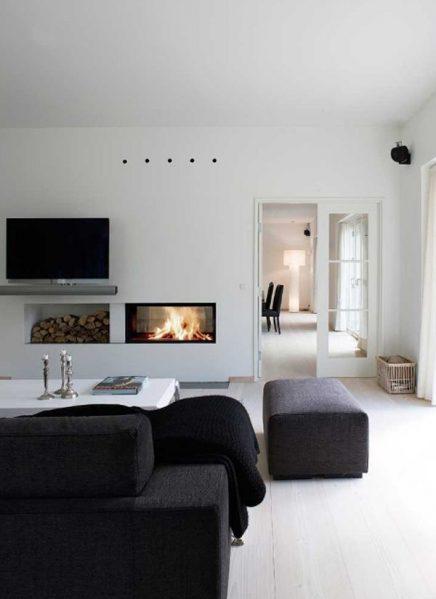 TV en soundbar ophangen