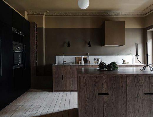 twee appartementen samenvoegen resultaat keuken