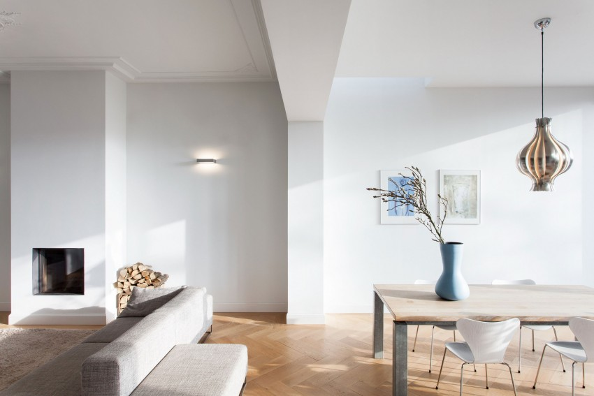 Uitbouw inspiratie aan de woonkamer