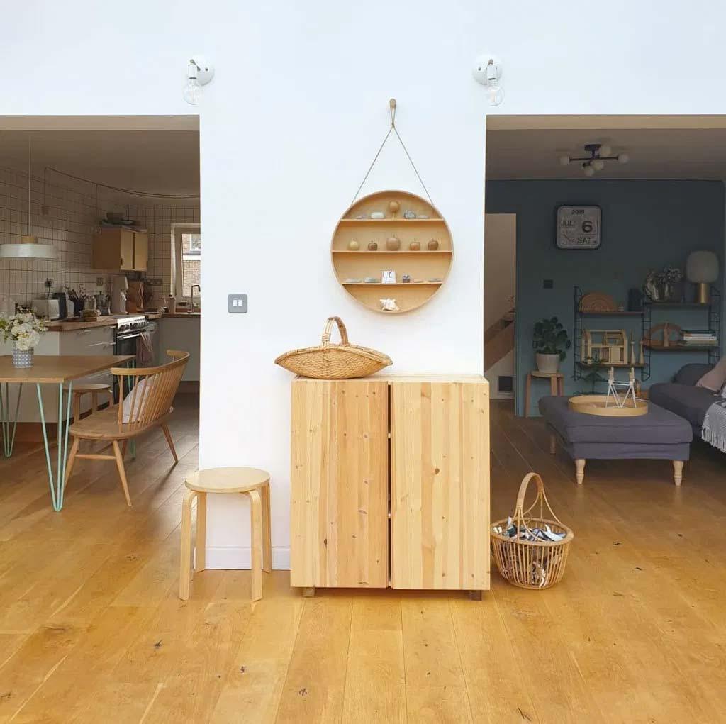 uitbouw keuken woonkamer