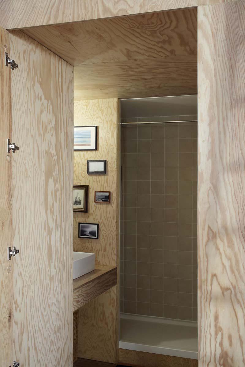underlayment badkamer