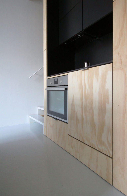 underlayment-keuken