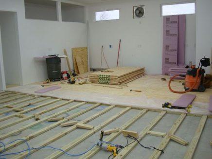 Underlayment vloer