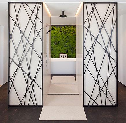 Uniek badkamer idee | Inrichting-huis.com