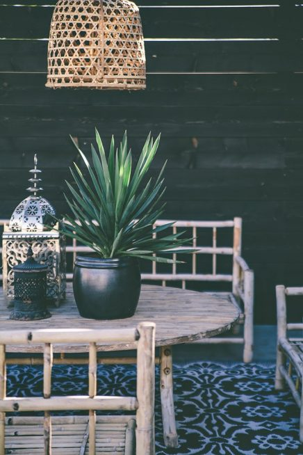 De vakantietuin van Anna-Malin