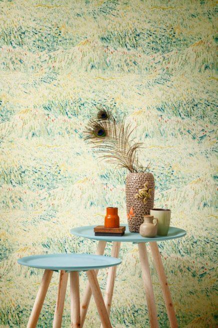Van Gogh behang