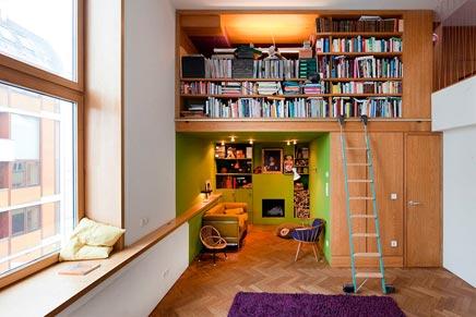 Veelzijdig huis in Berlijn