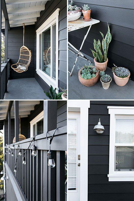 Het Veranda Balkon Van Victoria Inrichting Huis Com