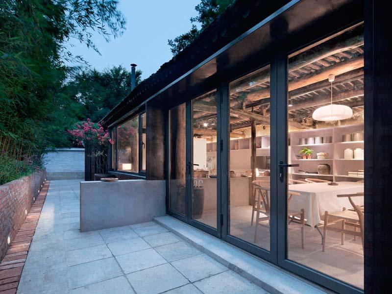 verbouwing woonboerderij interieur