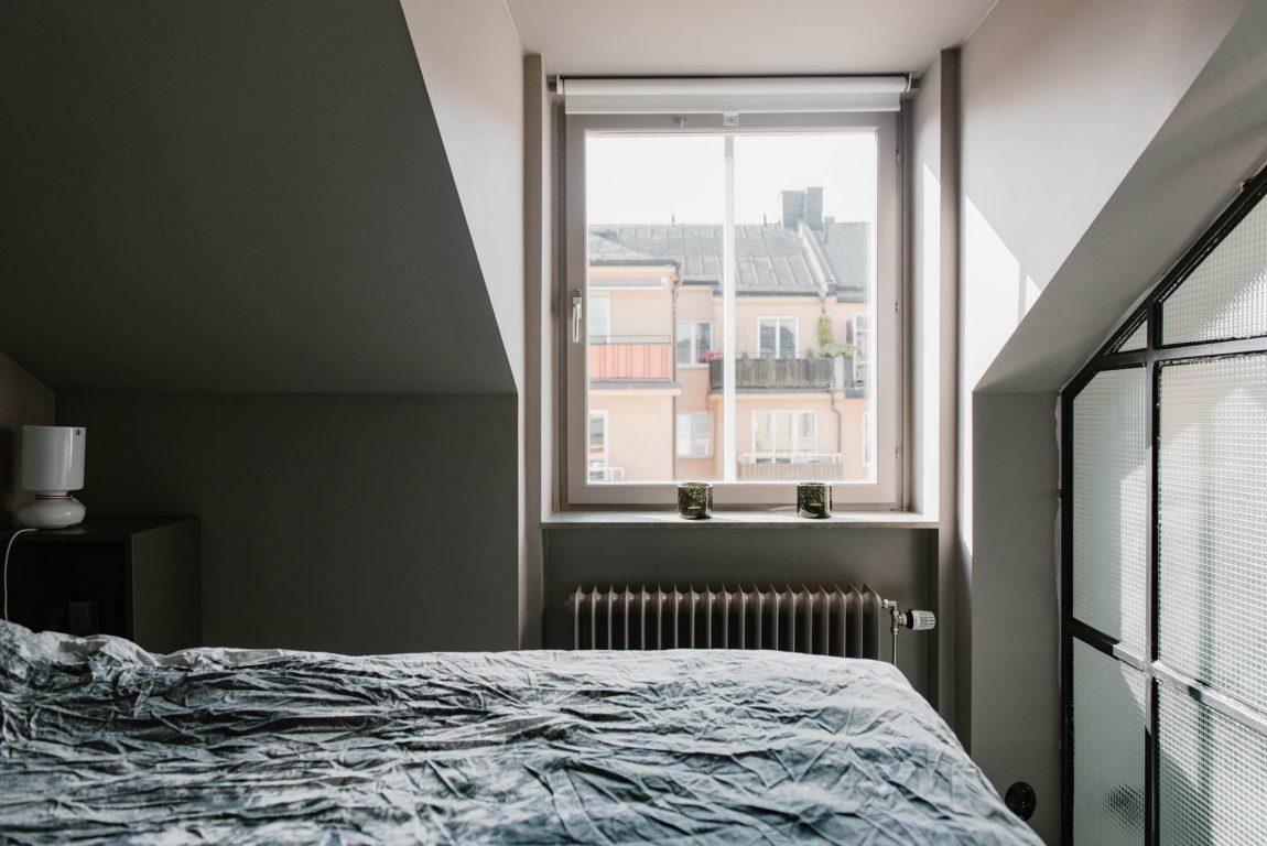 Verrassend leuk klein zolderappartement van 42m2