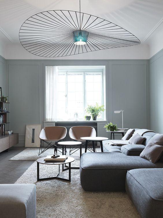 vertigo hanglamp van petite friture inrichting. Black Bedroom Furniture Sets. Home Design Ideas