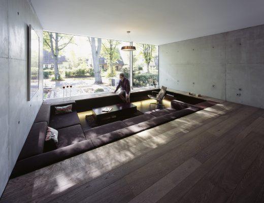 Verzonken lounge