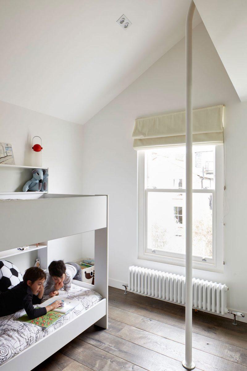 Victoriaanse woning met een split level indeling for Woning indeling