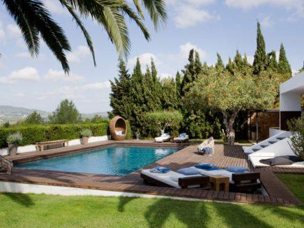 Villa met zwembad in Ibiza