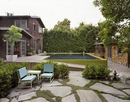 Villa Garten mit riesigen Pool
