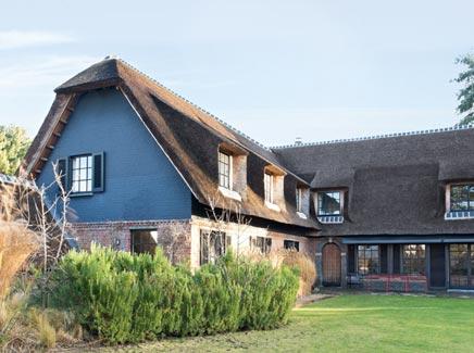 Vintage und Industrielle Wohn Bauernhof