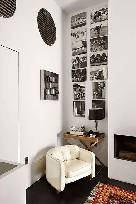 Vintage klassieke slaapkamer inrichting - Ideen bilderwand ...