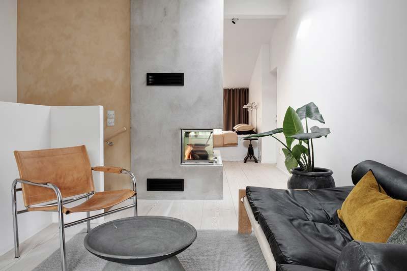 vintage meubels licht interieur
