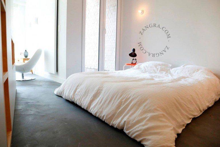 Slaapkamer Wandlamp: Plafond slaapkamer wandlamp in licht led.