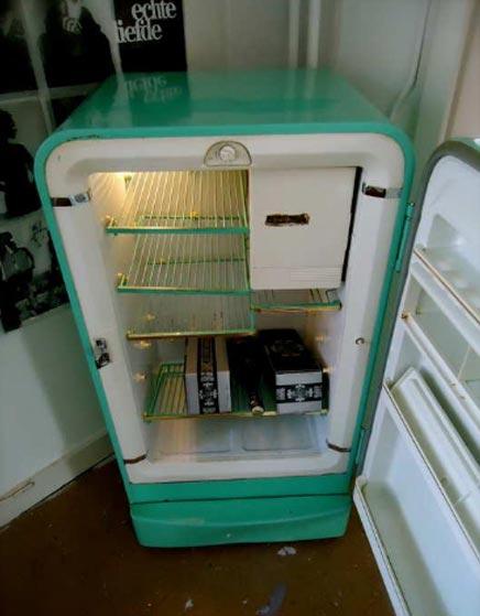 Vintage/retro Bosch koelkast