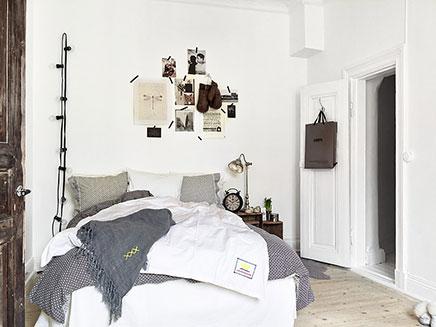 Vintage slaapkamer van Jesper & Anna  Inrichting-huis.com