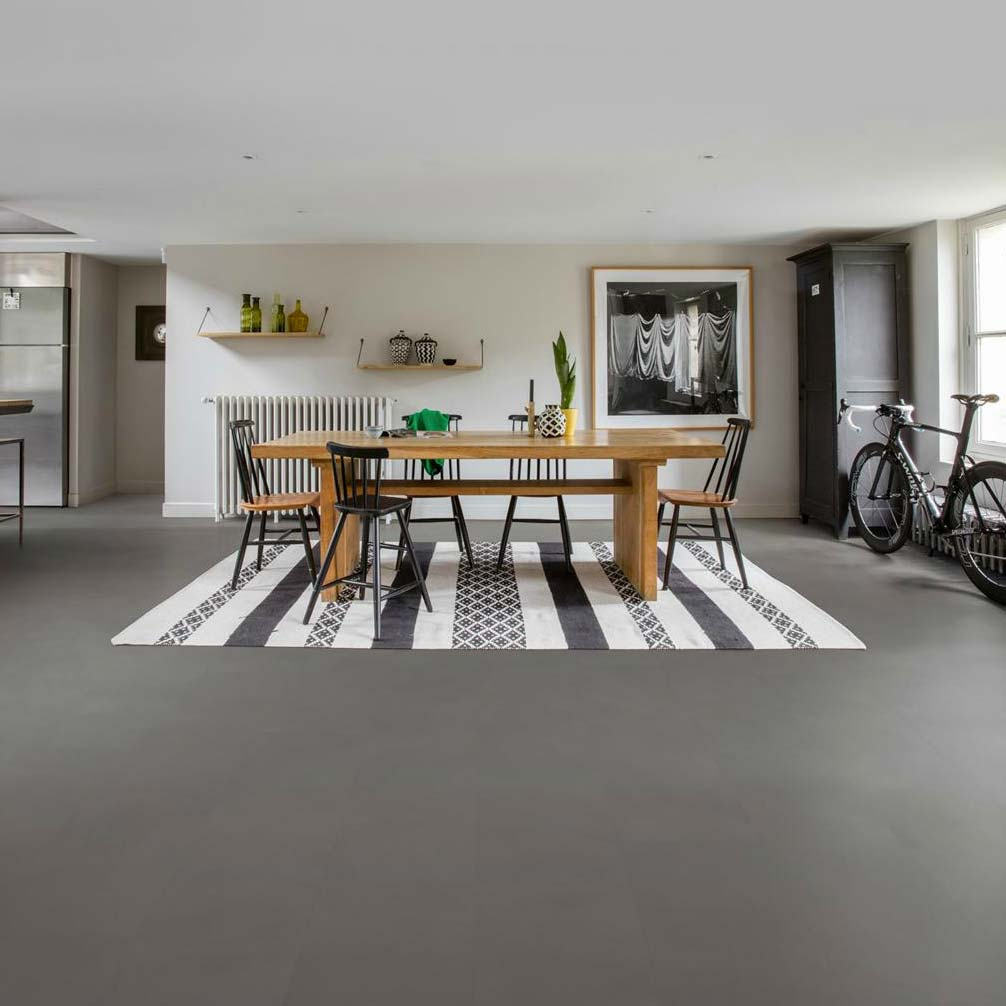 vinyl vloer betonlook quickstep