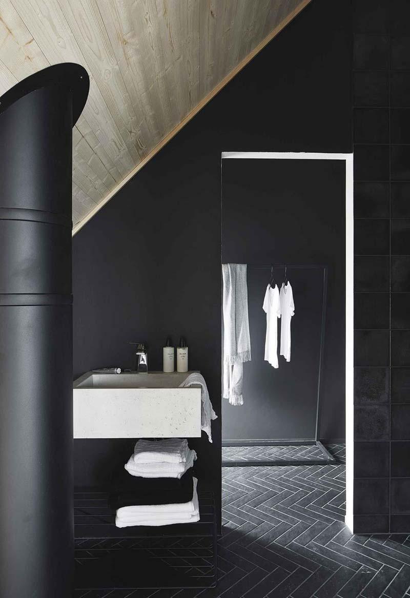 visgraat vloertegels badkamer