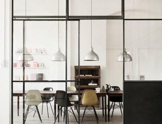 Vitra Eames stoelen