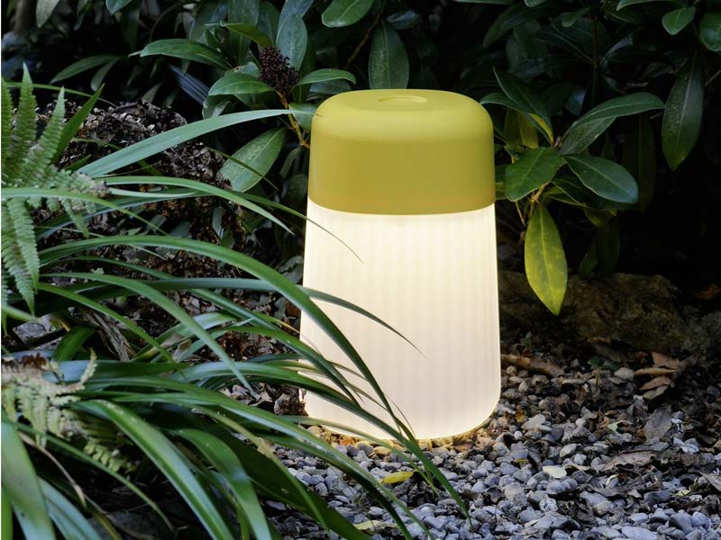 vloerlamp tuin