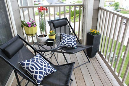 Balkon Tegels Gamma : Vlonder op balkon inrichting huis.com
