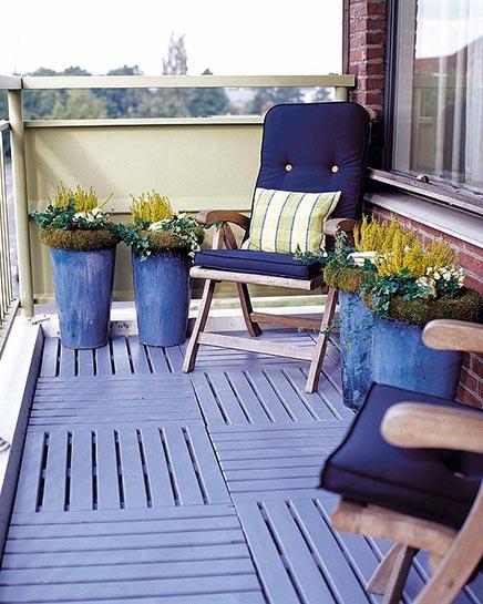 Balkon tegels praxis