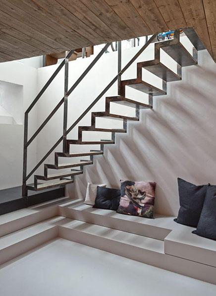 Voormalige molen tot mooiste appartement van Oslo