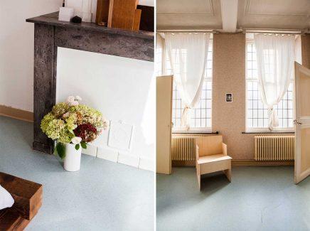 Voormalige nonnenklooster verbouwd tot pop-up hotel