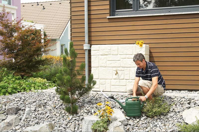 Wall regenton 300 liter