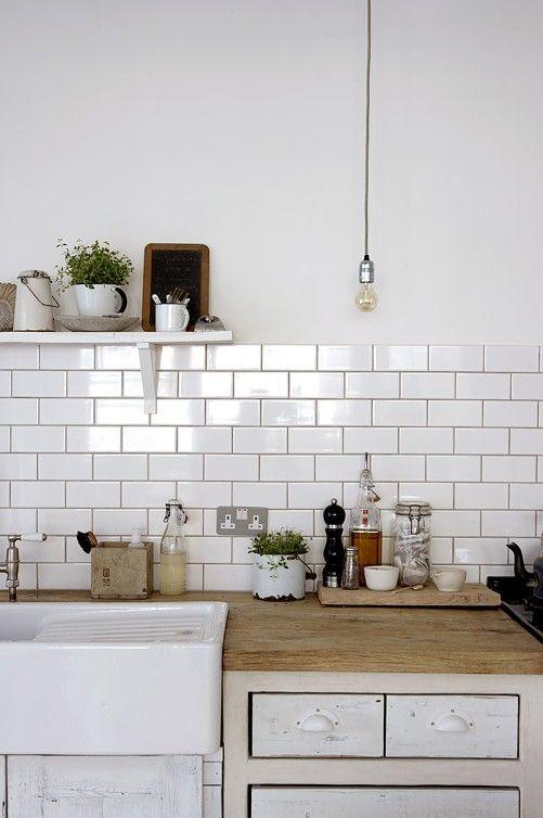 Bedwelming Keuken achterwand coating of tegels | Inrichting-huis.com #MW22