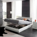 Warm modern bedroom Vittoria