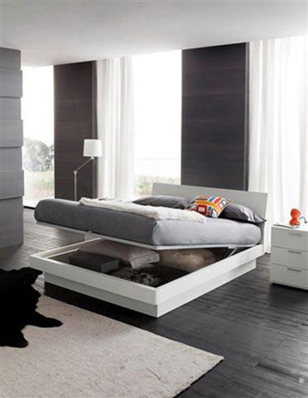 Warme moderne slaapkamer van Vittoria