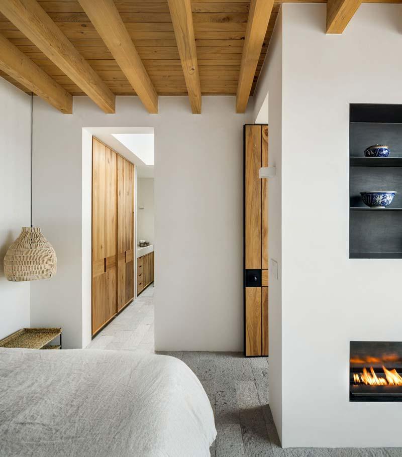 warme slaapkamer