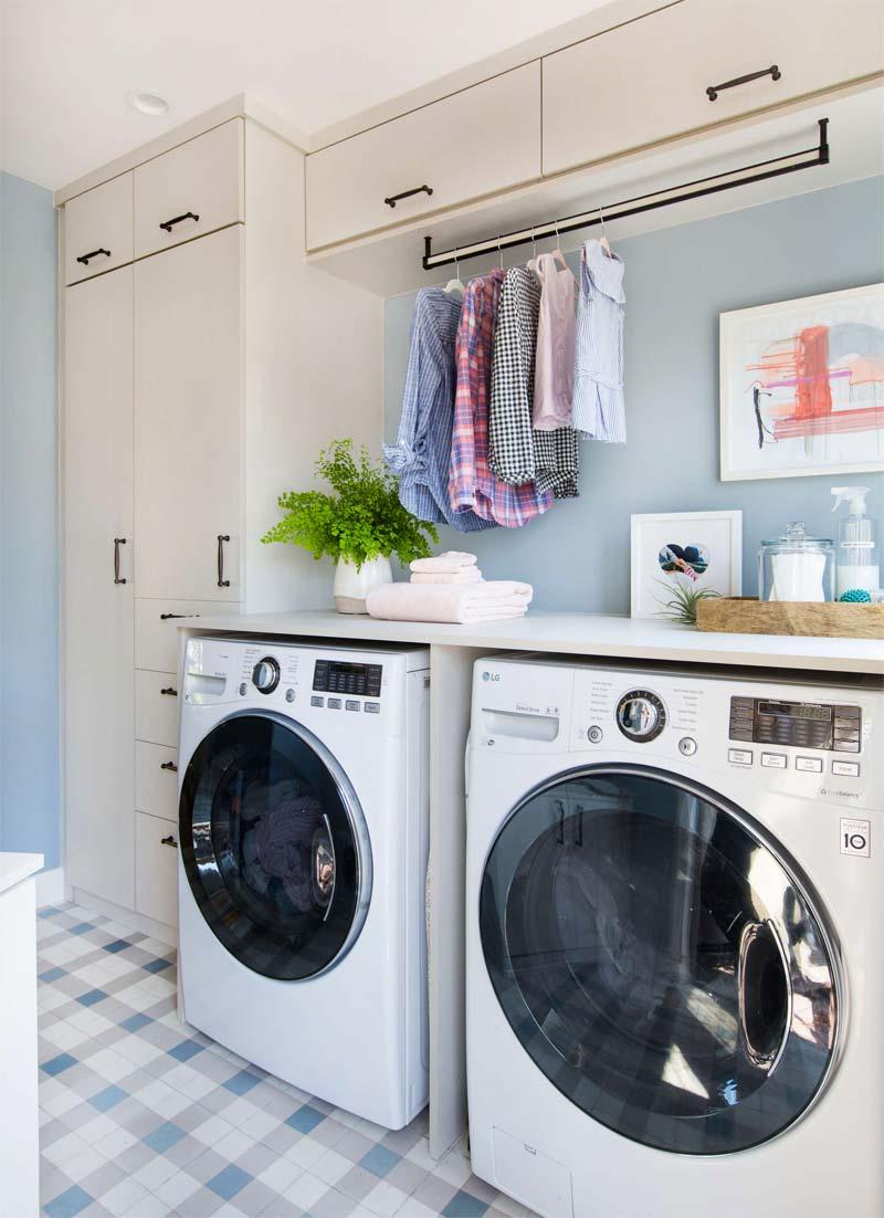 washok wasmachine kast