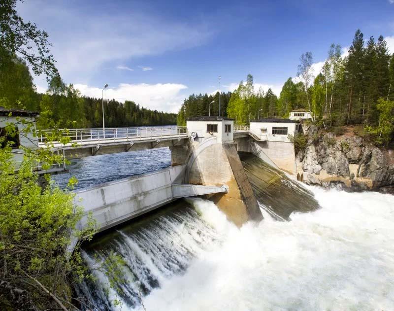 waterkrachtcentrale noorwegen