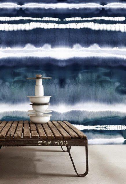 waterverf muur 4