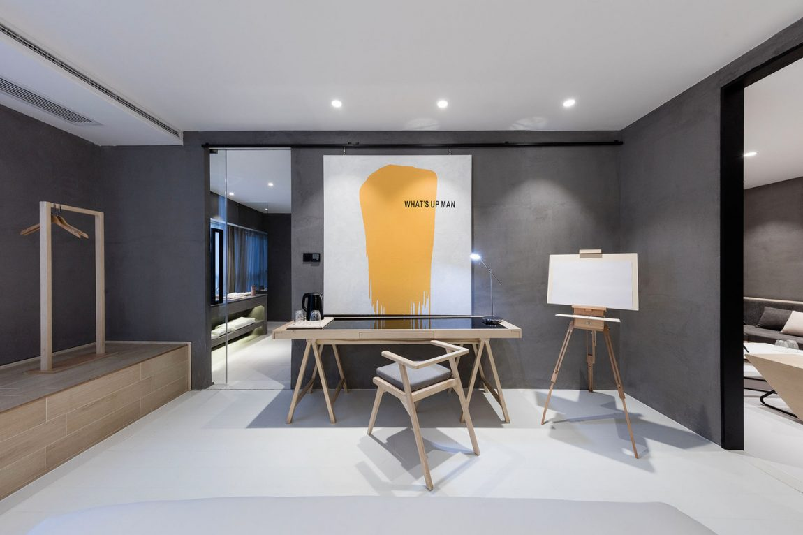 Wheat Youth Arts Hotel in Hangzhou